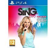 Games Koch Media - Let's Sing 2016 PS4