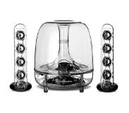 Harman/Kardon SoundSticks III 2.1kanalen 40W Transparant luidspreker set