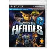 Actie; Shooter Sony Computer Entertainment Europe - PlayStation Move Heroes - PlayStation Move (PlayStation 3)