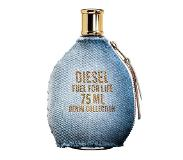diesel Fuel for Life Denim femme eau de toilette spray 50 ml