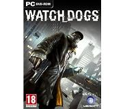 Games Ubisoft - Watch_Dog Basis PC Engels video-game