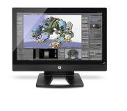 "HP Z1 G2 3.5GHz E3-1246V3 27"" 2560 x 1440Pixels Zilver All-in-One workstation"
