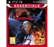 Pelit: Toiminta - Devil May Cry 4 Essentials (PS3)
