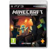 Games Seikkailu - Minecraft (PS3)