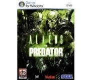 Games SEGA - Aliens vs. Predator PC video-game