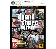 Ajopeli Rockstar Games - Grand Theft Auto: Episodes from Liberty City, PC