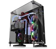 Thermaltake Core P5 Tempered Glass Edition Midi-Toren Zwart computerbehuizing