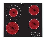 Whirlpool AKT 8130/LX kookplaat