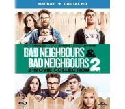 Dvd Bad Neighbours 1 & 2 (Blu-ray)