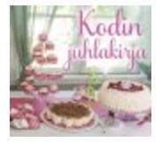 book 9789522206596 Kodin juhlakirja