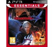 Pelit: Toiminta - Devil May Cry 4 Essentials (PS3)