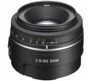 Sony SAL85F28 lentille et filtre d'appareil photo