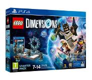 LEGO Dimensions 71171 PS4 STARTPAKKET BATMAN, GANDALF, WYLDSTYLE, BATMOBILE