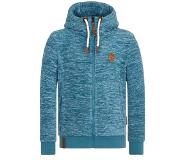 Naketano Fleece jas 'Mach Et Otze'