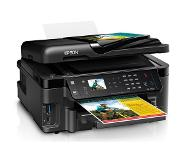 Epson WorkForce WF-2750DWF 4800 x 1200DPI Inkjet A4 33ppm Wi-Fi Zwart multifunctional