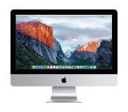 """Apple iMac 21.5"""" pöytäkone MK442KS/A"""