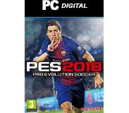 PC PES 2018 Standard Edition PC