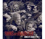 Sons Of Anarchy Songs Of Anarchy Vol. 3 CD st.