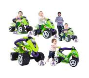 Injusa Kinder Quad Loopfiets 6 in 1