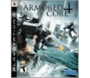Toiminta-Seikkailu: From Software - Armored Core 4 (PlayStation 3)