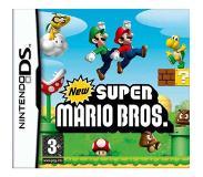 Games Nintendo - New Super Mario Bros (Nintendo DS)