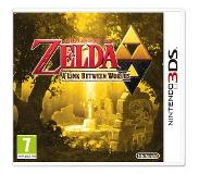 Games Seikkailu - The Legend of Zelda A Link Between Worlds (Nintendo 3DS)