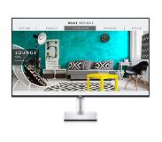 "Dell S Series S2718D 27"" Quad HD IPS Zilver computer monitor"