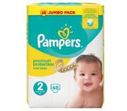 Pampers New Baby Jumbo Pack Maat 2 (Mini) 3-6 kg 68 luiers
