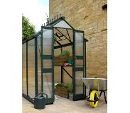 Royal well Birdlip 84, groen gecoat, polycarbonaat 6mm