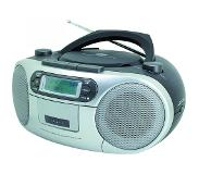 Soundmaster SCD7900SW Portable CD player Zwart CD-speler/recorder