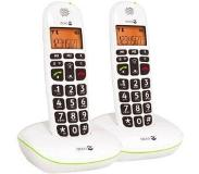 Doro Phone EASY 100W DUO blanc