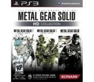 Games Konami - Metal Gear Solid: HD Collection, PS3