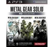 Games Konami - Metal Gear Solid - HD Collection (PlayStation 3)