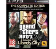 Sony GTA IV Complete Edition (PS3)