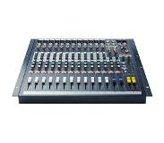 Soundcraft EPM12 14channels 20 - 20000Hz Blauw