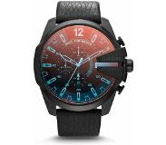 Diesel Horloge Chrono Mega Chief zw-rd 52 mm DZ4323