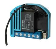 Qubino ZMNHAD1 power relay Blauw 2