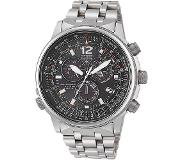 Citizen Horloges Ecodrive Citizen Radio Controlled AS4050-51E Horloge Chronograaf Titanium