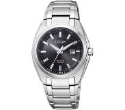 Citizen Horloges Ecodrive Citizen EW2210-53E horloge dames Eco-Drive titanium