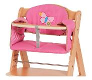 Hauck Seatpad Butterfly Collectie 2014 - Roze/lichtroze