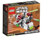 LEGO Star Wars 75076 Republic Gunship Microfighter
