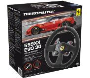 Thrustmaster 599XX EVO 30 Speciaal PC,PlayStation 4,Playstation 3,Xbox One Zwart