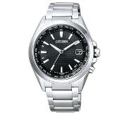 Citizen Horloges Ecodrive Citizen Radio Controlled CB1070-56E Horloge Eco-Drive Titanium