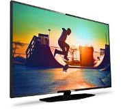 Philips 6000 series Erittäin ohut 4K Smart LED -TV 55PUS6162/12