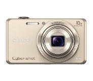 Sony CyberShot DSC-WX220 Goud