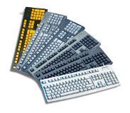 Cherry Keyboard Spacesaver Black US