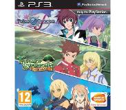 PS3 Tales Of Graces+Tales Of Symphonia Chronicles