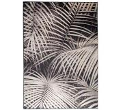Zuiver Palm Vloerkleed Viscose 170 x 240 cm - By Night