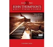 Book 9781783057528 Thompson John Adult Piano Course Book 2 Pf Book&Download C