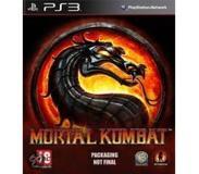 Games Warner Bros - Mortal Kombat (PlayStation 3)